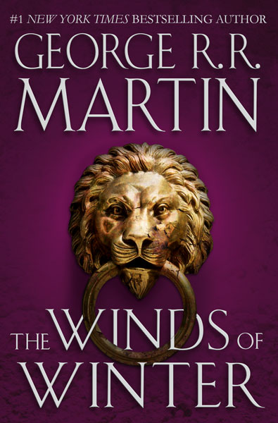 New Twilight Book Cover Reveal For George R R Martin Winds Of